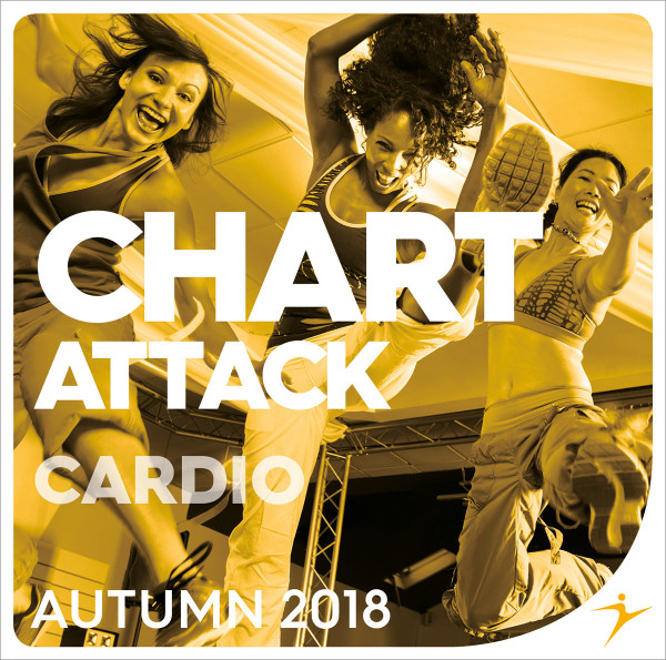 CHART ATTACK Cardio Autumn 2018 - MP3